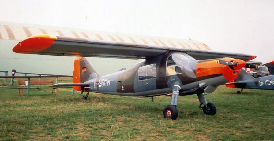 Do 27 D-EGFR Werk-Nr. 160
