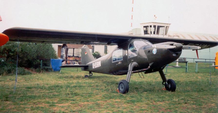 Do 27 D-EGVN Werk-Nr. 2106
