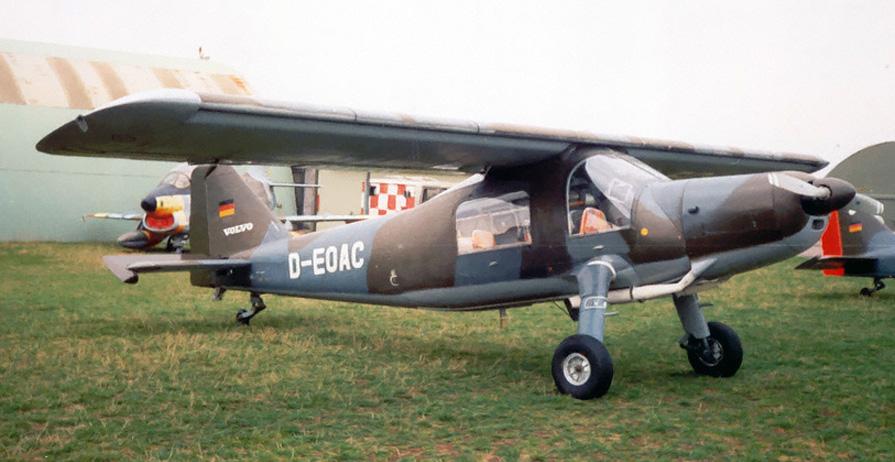 Do 27 D-EOAC Werk-Nr. 452