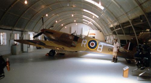 Do 28 Lampedusa Spitfire Luftfahrt Aviation Museum Malta